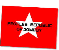 People's Republic of Komedy
